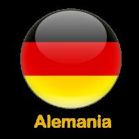 Alemania pin
