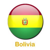 Bolivia pin