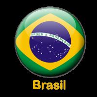 Brasil pin